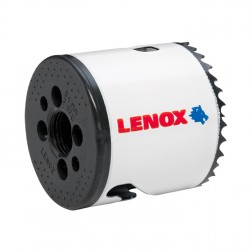 "Lenox 2 ⅛"" Bi-Metal SPEED SLOT® Hole Saw, 30034-34L"