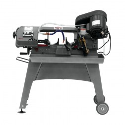 "JET J-3230 5"" X 8"" HORIZONTAL WET BAND SAW"