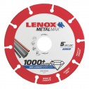 "Lenox METALMAX Cut-Off Wheel - 5"" Diameter, .050"" Thickness, 7/8"" Arbor, 1972922"